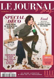LE JOURNAL D INES DECEMBRE 2020 - page Laura Gonzalez